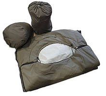 Спальный мешок Vulkan Лето хаки