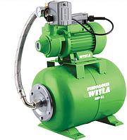 Насосная станция вихревая WISLA PKM60 баке 24 л. 5 лет гарантия. зеленый