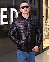 Куртка мужская черная SKL11-283057