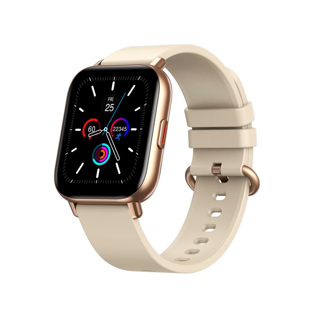 Смарт часы Zeblaze GTS Pro gold