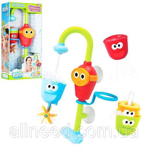 Іграшка для ванної Водоспад D 40116 з душем