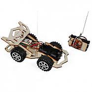 Электромеханический конструктор Радиоуправляемый гонщик 135743, фото 2