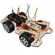 Электромеханический конструктор Радиоуправляемый гонщик 135743, фото 4