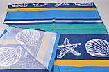 Полотенце пляжное МАХРА COTTON (Арт. TP2055)   3 шт., фото 3