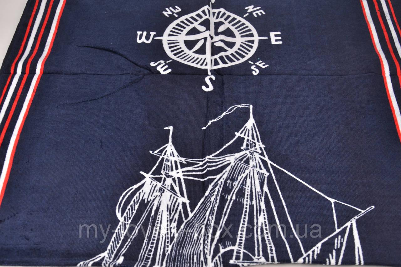 Рушник пляжний МАХРА COTTON (Арт. TP2206) | 3 шт.