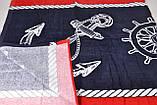 Рушник пляжний МАХРА COTTON (Арт. TP289)   3 шт., фото 3