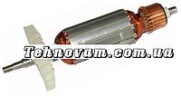 Якорь на болгарку Hitachi 125 G12SR3 - завод
