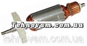 Якорь болгарка Hitachi 125 G12SR3 запчасти