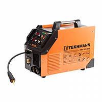 Зварювальний інверторний напівавтомат 5.7 кВт, MIG; MAG; MMA, Tekhmann (846815)