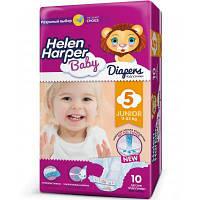 Подгузники Helen Harper Junior № 5 (11 ― 25 кг), 10 шт