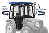 Кабина тракторная с отоплением