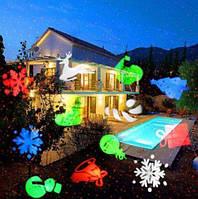 Проектор Projection Lamp Christmas X-Mas Setavir
