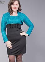 Женское деловое платье  Платье      7027-19, фото 1