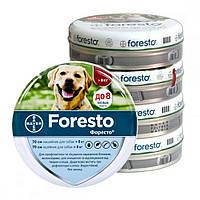 Нашийник Bayer Foresto 70 см для собак від бліх та кліщів