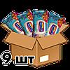 Ящик салфеток Superfresh с клапаном на 120 шт, 9 упаковок
