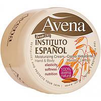 Увлажняющий крем для рук и тела Instituto Espanol Avena Moisturizing Cream Hand And Body, 400 мл