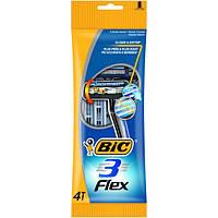 Набір одноразових бритв BIC Flex 3, 4 шт