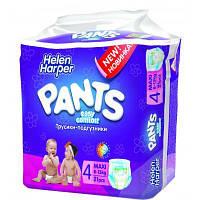 Подгузники трусики Helen Harper Premiun Pants Maxi 4 ( 8 - 13 кг), 21 шт