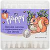 Палички гігієнічні Bella Baby Happy для дітей 64 шт