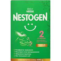 Сухая молочная смесь Nestogen 2 с лактобактериями L. Reuteri для детей с 6 месяцев, 600 г