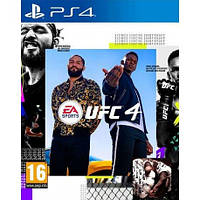 Гра для PS4 UFC 4