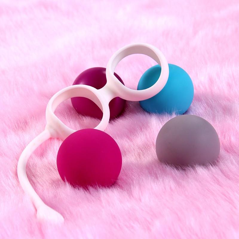 Вагінальні кульки змінні 4 шт