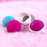 Вагінальні кульки змінні 4 шт, фото 3