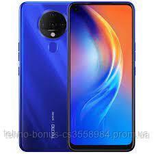Смартфон Tecno Spark 6 KE7 4/128GB Ocean Blue (4895180762024)