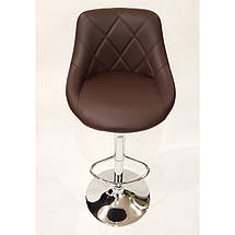 Барный стул, барное кресло Hoker Toledo (BST-1201) Коричневый, фото 2