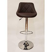 Барный стул, барное кресло Hoker Toledo (BST-1201) Коричневый, фото 3