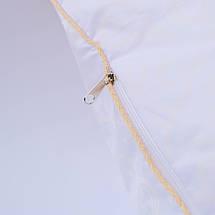 "Подушка ""Gold"" с молнией и кантом - 50х70 (П5070G) Хлопок 100%, фото 3"