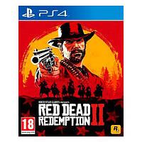 Гра для PS4 Red Dead Redemption 2