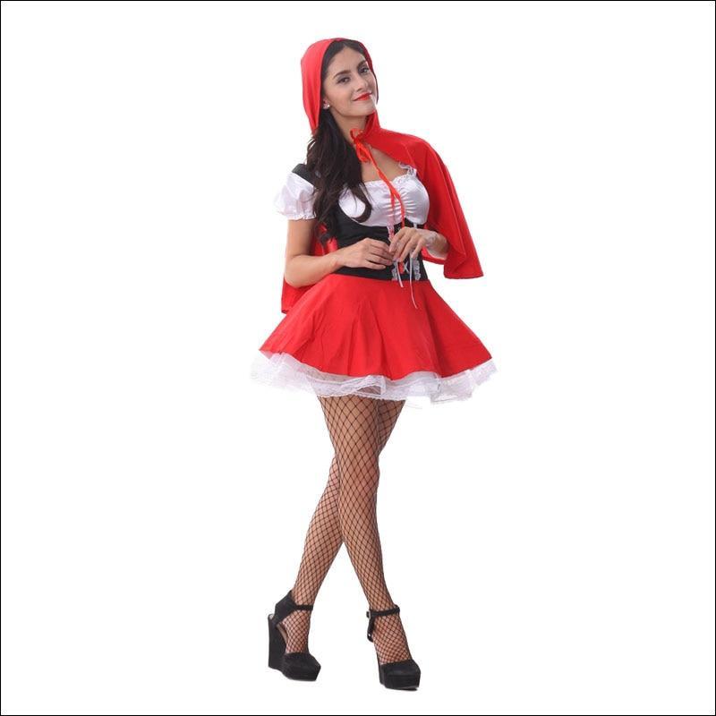 Косплей красной шапочки