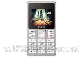 Мобильный телефон Keneksi M2 silver