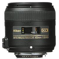 Nikon AF-S DX Micro Nikkor F2.8 40mm б/у