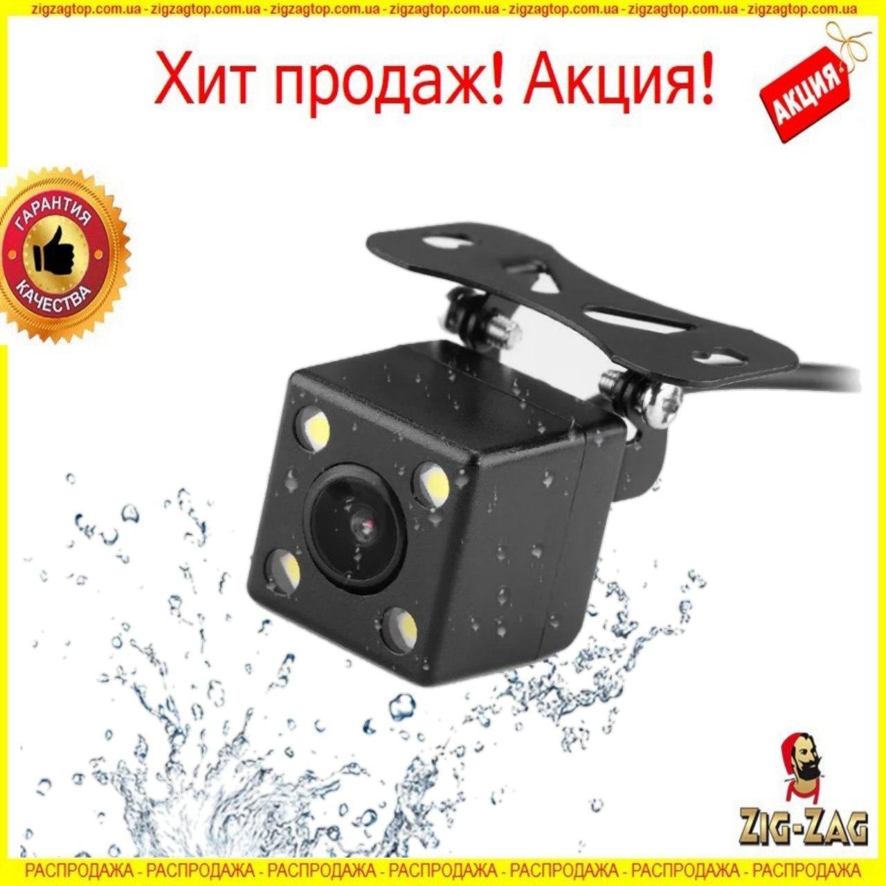 Камера заднього огляду для автомобіля SmartTech A101 LED задня камера Паркувальна в Авто, Машину Краща Ціна!