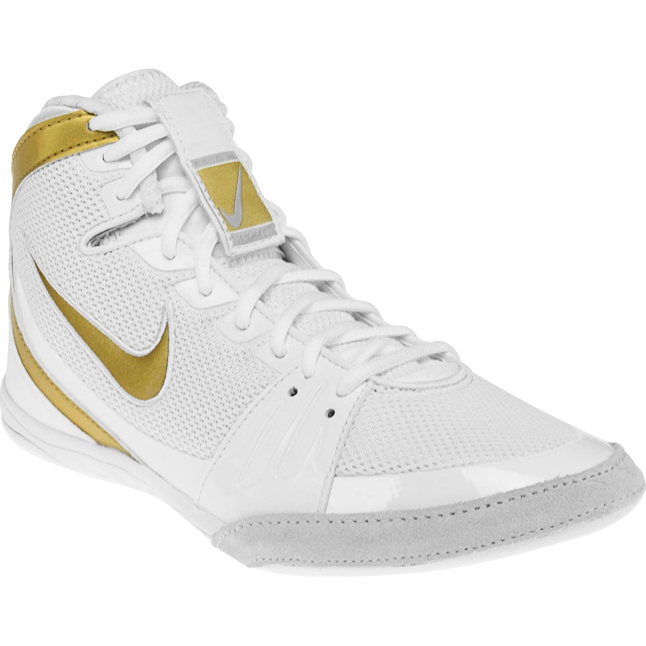 Борцовки, боксерки Nike Freek. Обувь для борьбы, бокса. Борцовки Найк
