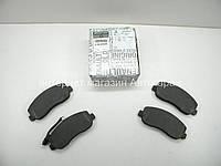 Тормозные колодки передние на Рено Мастер III (c 2010 г.в.) RENAULT (оригинал) 410601061R