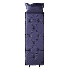 Надувной матрас Lesko DZ-1 Single Blue для кемпинга туризма автомобильный 188*57*5 см