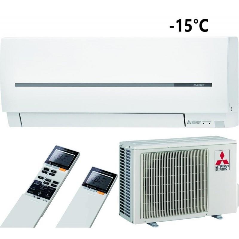 Інверторна спліт-система Mitsubishi Electric MSZ-AP42VGK-ER1/MUZ-AP42VG-ER2