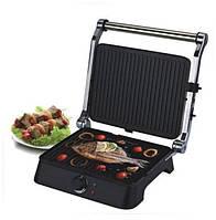 Гриль электрический DSP KB1001 Health Grill, электрический гриль пресс