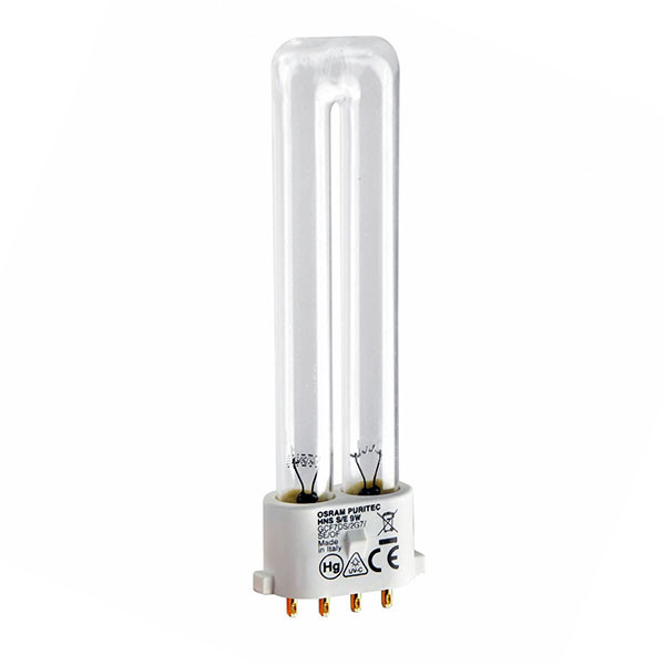 Лампа бактерицидна Osram HNS S/E 9W 2G7