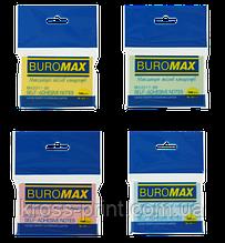 Блок бумаги для записей PASTEL, 51х76 мм, 100 л., ассорти