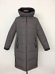Зимние женские куртки размер 48-58