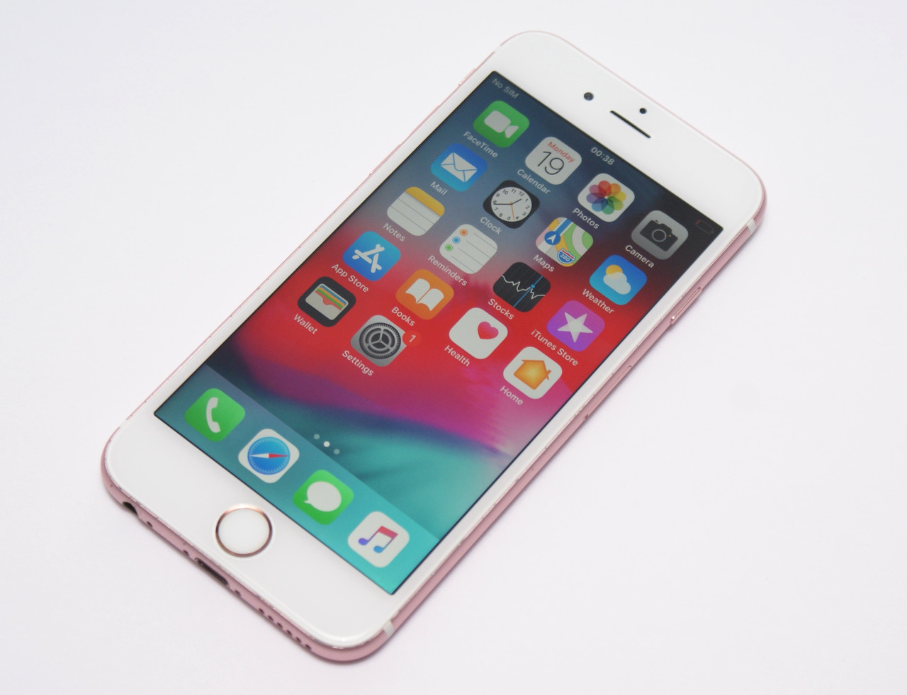 Apple iPhone 6s 128GB Rose Gold Neverlock