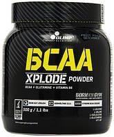 BCAA аминокислоты Olimp Labs BCAA Xplode (500 г)