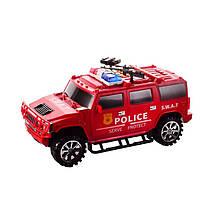 Сейф-машинка копилка 143ST на кодовом замке  (Красный)