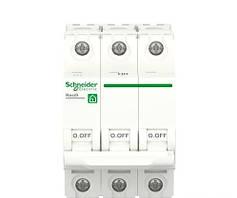 Автоматический выключатель RESI9 6kA 3р 6A C Schneider Electric