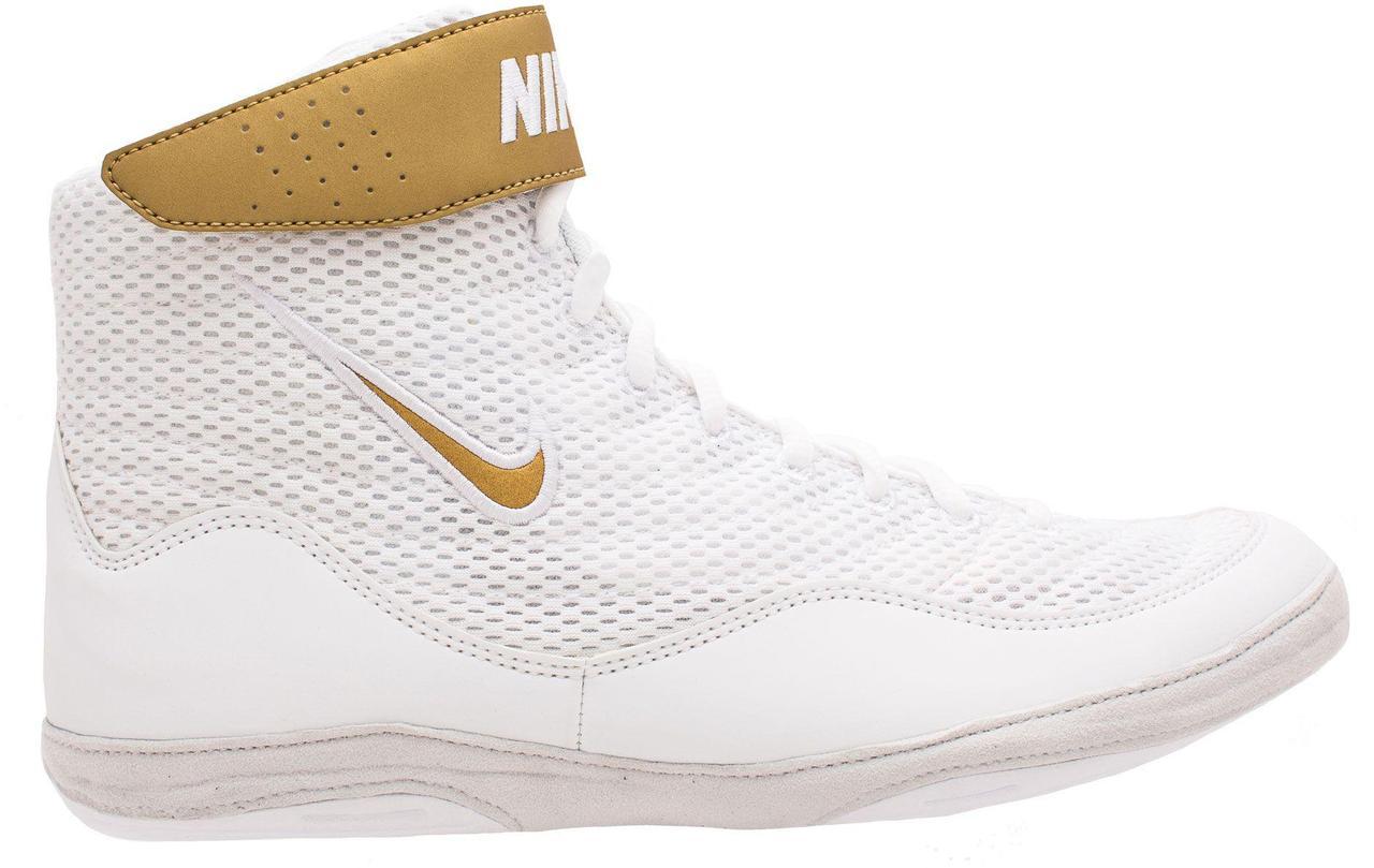 Борцовки, боксерки Nike Inflict 3.Взуття для вільної, греко-римської боротьби. Найк борцовки