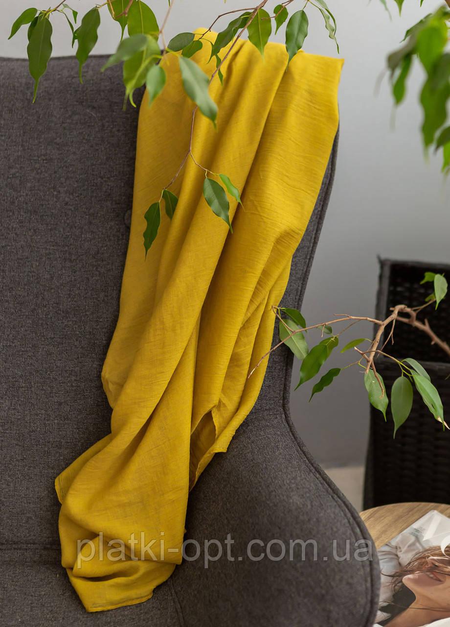 Палантин Zara (оливковый)